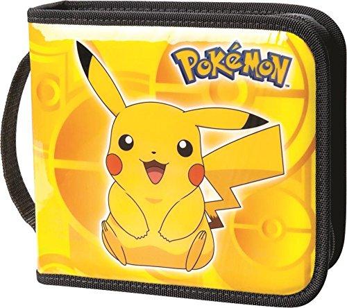 Pokemon Pikachu Folio - [Nintendo 3DS, DS]