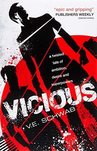 Vicious par V. E. Schwab