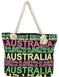 RICKYY Women Stylish Handbag Large Capacity Travel Luggage Shopping Medium Hand Bag / Shoulder Bag/ Hand Held... - B07B1VFGD4