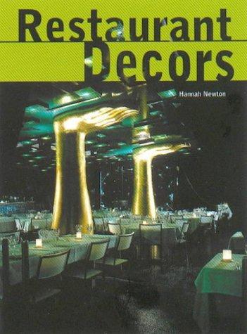 Restaurant decors par Hannah Newton