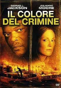 Il colore del crimine [IT Import]: Amazon.de: Samuel L
