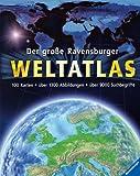 Der große Ravensburger Weltatlas von Hensel. Wolfgang (2011) Gebundene Ausgabe
