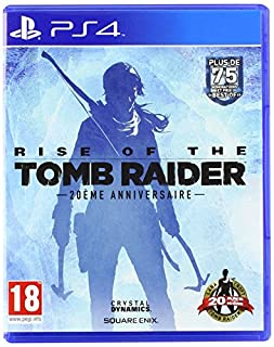Rise of the Tomb Raider : 20ème anniversaire (B01MFFU0G7) | Amazon Products