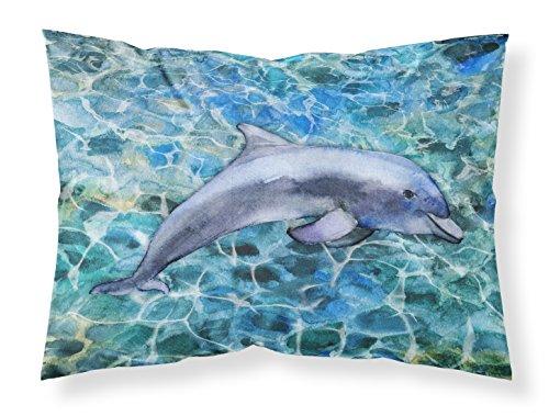 Caroline 's Treasures Dolphin Kissenbezüge, multicolor, Standard