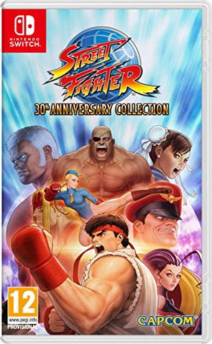 Foto Street Fighter 30 Anniversary Collection - Nintendo Switch