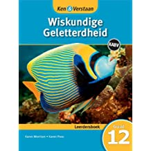 Study and Master Mathematical Literacy Grade 12 CAPS Learner's Book Afrikaans Edition