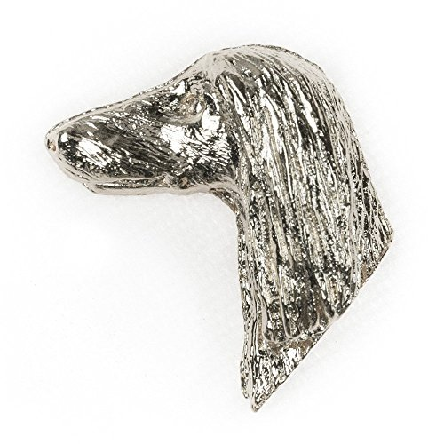 AFGHAN Made in U.K Artistic Style Dog Clutch Lapel Pin Collection -