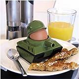 Eierbecher Set Egg-Splode Grün,aus Kunststoff,2e