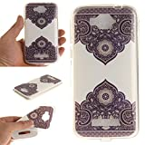 COZY HUT Custodia Alcatel One Touch Pop C7, Alcatel One Touch Pop C7 Soft Cover Case, Ultra Sottile Silicone Custodia Morbido Flessibile Case Cover Alcatel One Touch Pop C7 Protettivo Skin