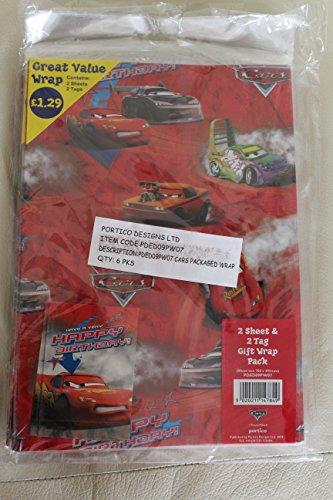 disney-pixar-cars-gift-wrap-and-gift-tag