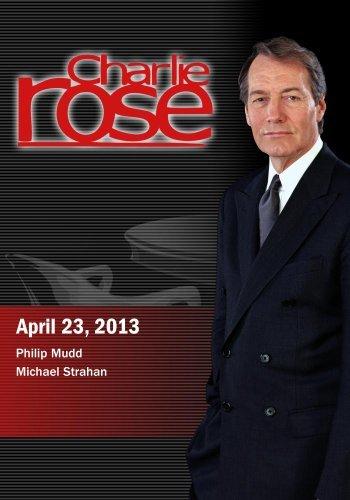 Charlie Rose - Philip Mudd; Michael Strahan (April 23, 2013) (Philip Mudd)