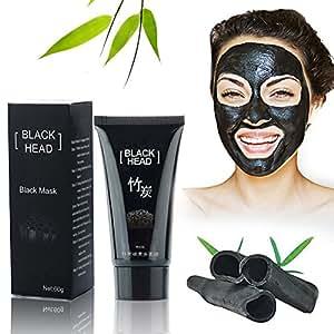 gesichtsmaske schwarz reinigungsmaske black head mud mask. Black Bedroom Furniture Sets. Home Design Ideas
