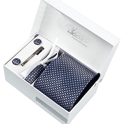 cravatta-per-uomo-realizzata-a-mano-con-filato-di-poliestere-lunghezza-regolabile-con-coppia-di-geme