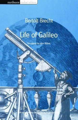 By Bertolt Brecht (and Translated By John Willett) - Life of Galileo
