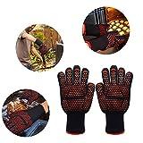 immagine illustrativa dei guanti da forno della Plunda