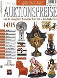 Auktionspreise 14/15: Über 2500 ausgewählte journalistische Objekte mit 14 Ausgaben Sammler Journal + Sonderheften
