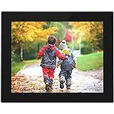 Ever Frames de 8pulgadas (20,32cm) alta resolución fotos digital con 4GB espacio de almacenamiento