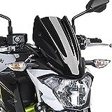 Saute vent Puig Sport Kawasaki Z 650 2017 noir