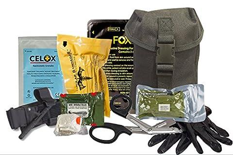 Chaque Kit Carry Day Trauma (EDC )