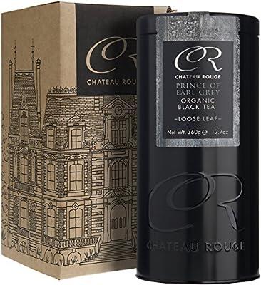 Chateau Rouge - Prince of Earl Grey, Thé Noir BIO en Vrac