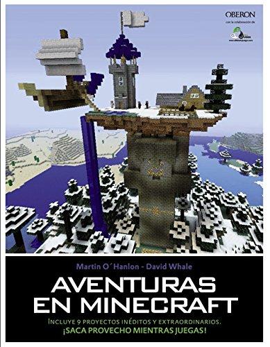 Aventuras En Minecraft (Libros Singulares) por Martin Ohanlon