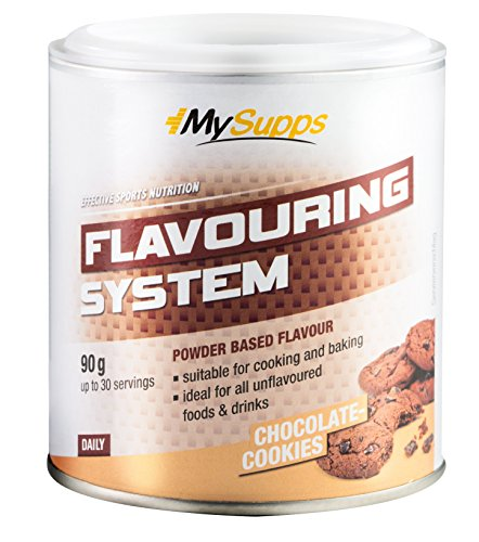 My Supps Flavouring System, 2er Pack (2x 90g) (Chocolate-Cookie)