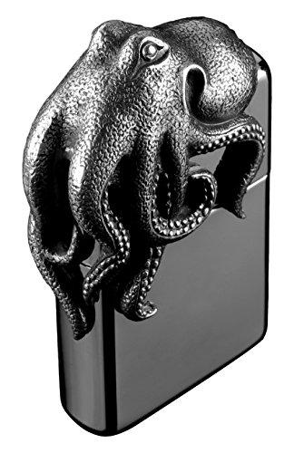 Zippo 2004722 Accendino, Octopus