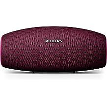 Philips altavoz portátil inalámbrico BT6900P/00 - Altavoces portátiles (1.0 canales, 5,1 cm, 10 W, Inalámbrico y alámbrico, Bluetooth/3.5 mm, A2DP,AVRCP,HFP)