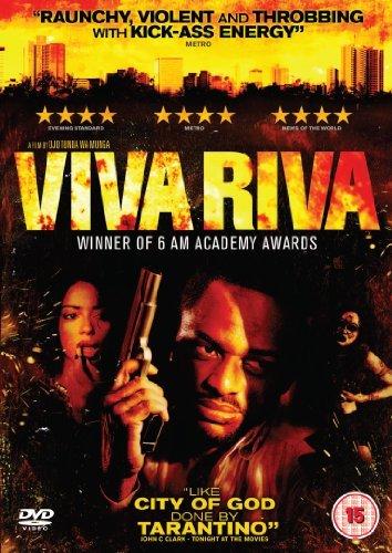 Viva Riva [DVD] by Patsha Bay Mukuna