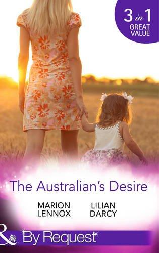 book cover of The Australian\'s Desire