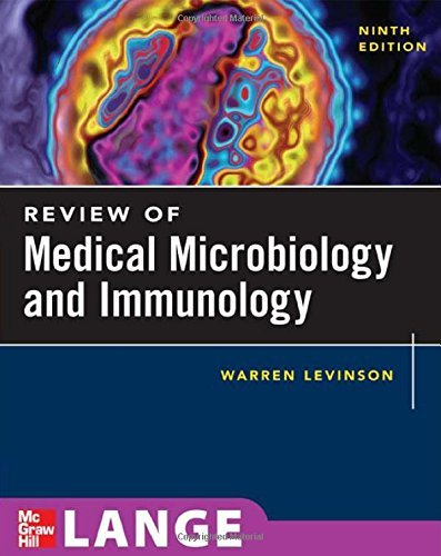 Review of Medical Microbiology and Immunology: Examination and Board Review (Lange Basic Science) by Warren E. Levinson (2006-05-01) par Warren E. Levinson