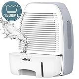 Deshumidificador, deshumidificador Afloia 1500ml, secador de aire compacto,...