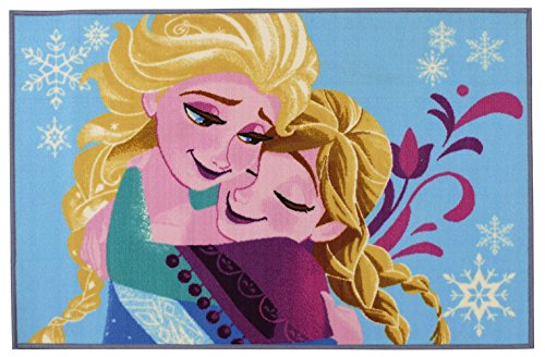 Frozen : Alfombra Infantil