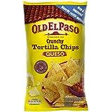 Old el Paso Queso Tortillas Chips - 185 gr