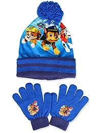 Ensemble bonnet sublimation doublé acrylique et gants extensibles - Paw patrol - Pat patrouille Garçon