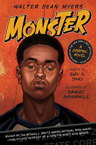 A stunning graphic novel adaptation of Walter Dean Myers's New York Times bestseller Monster.      Monster is a multi-award-winning, provocative coming-of-age story about Steve Harmon, a teenager awaiting trial for a murder and robbery. As St...