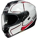 Shoei Gt-air Pendule Tc-6casque Blanc/noir/rouge