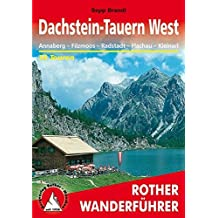 Rother Wanderführer: Dachstein-Tauern West