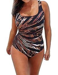 Tefamore femmes La natation Costume rembourré maillot de bain Maillot de bain