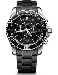 Victorinox Maverick–Reloj de pulsera Cronógrafo Cuarzo plástico 241696