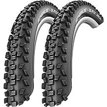2 x Schwalbe Black jack PP neumáticos de 16 x 1,90 | 47-305 colour negro