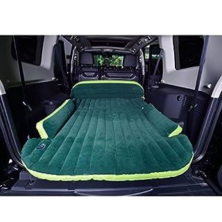 WOLFWILL Auto Luftmatratzen mit Luftpumpe,Luftbett für Auto Matratze aufblasbares Bett Air Bett für Camping Outdoor