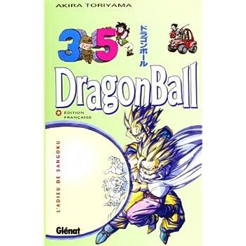 Dragon Ball, Tome 35 : L'adieu de Sangoku