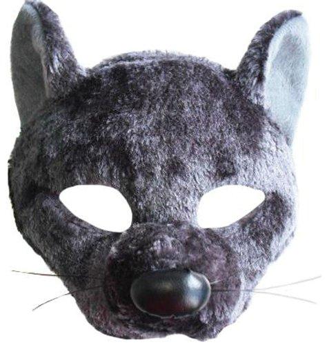 Ratte Maske Haarreif mit Sound