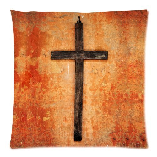 home-decor-personalized-wooden-cross-on-old-red-wall-picture-zippered-throw-pillow-cover-cushion-cas