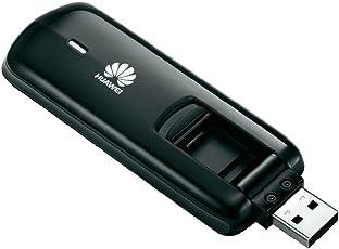 Huawei E3276 LTE Surf-Stick (UMTS, LTE, microSD, USB 2.0) schwarz/weiß (Farbauswahl nicht möglich) (Zertifiziert und Generalüberholt)