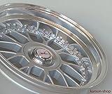 DZ Exklusiv DZ1 8,5x18 + 10x18 ET30 LK 5 x 112 5 x 120 Alufelgen Felgen Silber Poliert Felgensatz Satz 18 Zoll