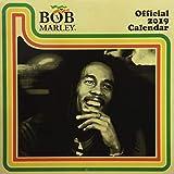 Bob Marley Off Lic 2019 Square Calendar