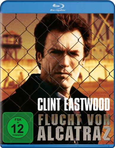 Bild von Flucht von Alcatraz [Blu-ray]