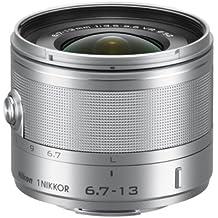 Nikon 1 NIKKOR VR 6.7-13mm f/3.5-5.6 Lens - Silver
